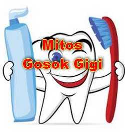 Mitos Berkumur setelah Gosok gigi dengan Air Hangat