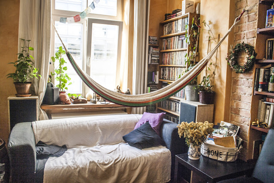 Couchsurfing není seznamka