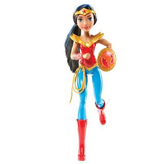 DC Superhero Girls Power Action Wonder Woman Doll