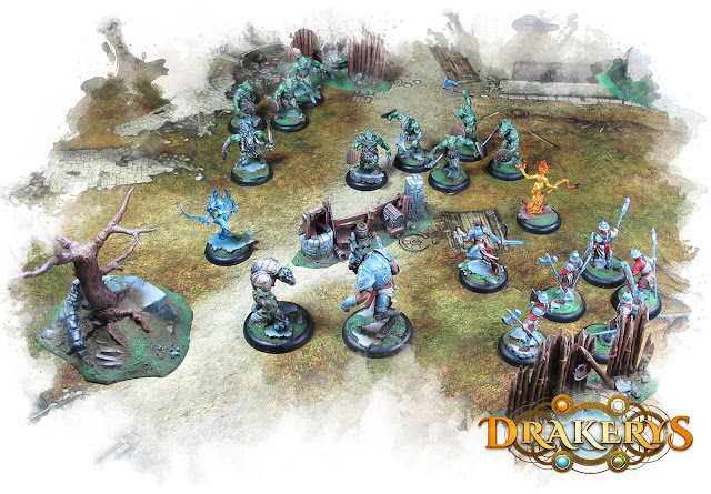 Drakerys miniatures game