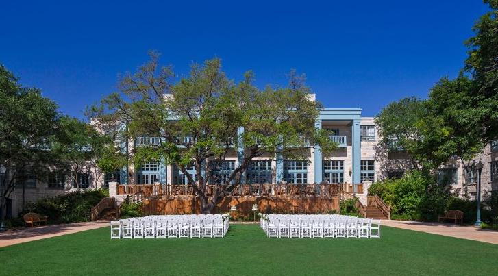 Hyatt Regency Hill Country Resort & Spa San Antonio TX Wedding Venue