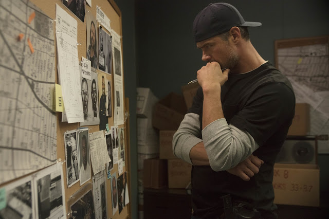 "Actor Josh Duhamel stars in ""Unsolved: The Murders of Tupac and The Notorious B.I.G."""