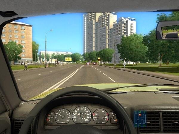 تحميل لعبة City Car Driving للكمبيوتر لعبة رائعة لمحكاة الواقع وتعليم القيادة