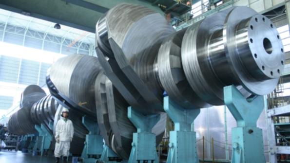Crankshaft Deflection and slippage?   Marine Engineering