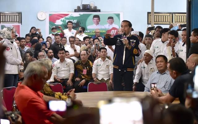 Ada Deklarasi Sana-sini Elektabilitas Jokowi Turun, Apa yang Salah