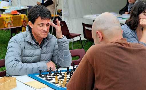 Jouez à la question du mercredi sur les échecs - Photo © Eric Hadj pour Paris Match