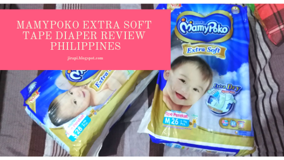 mamypoko extra soft tape diaper review philippines