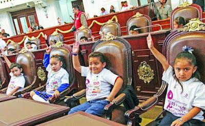 Clasificación leyes niños