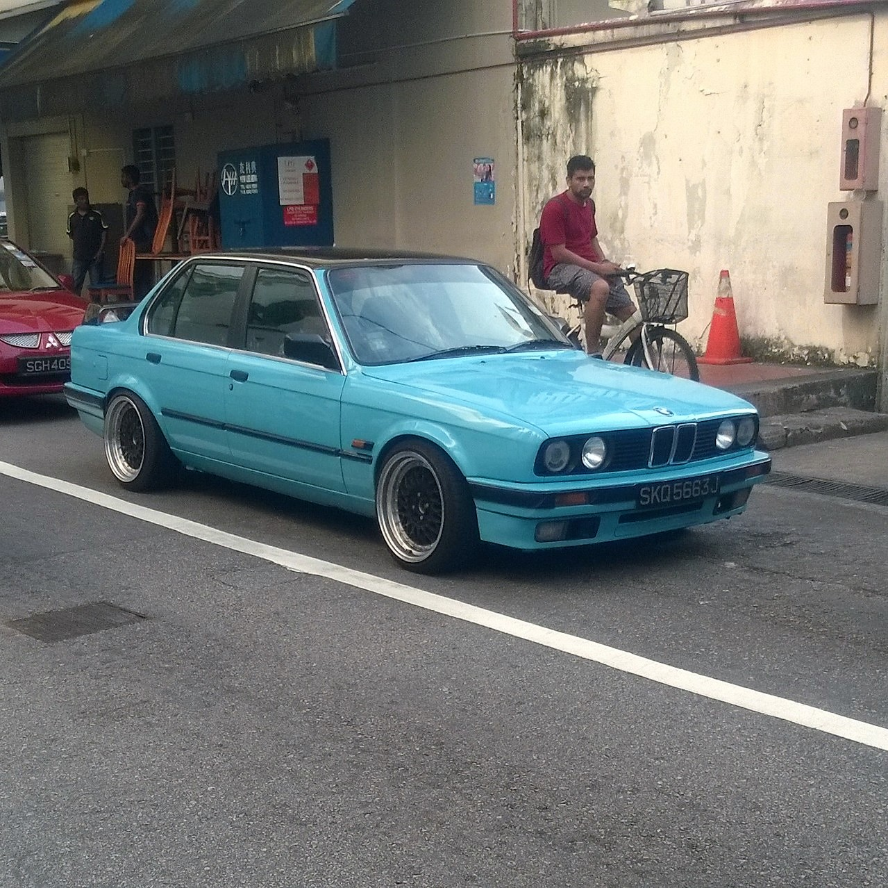Singapore Vintage and Classic Cars: More than an old car #51: BMW ...