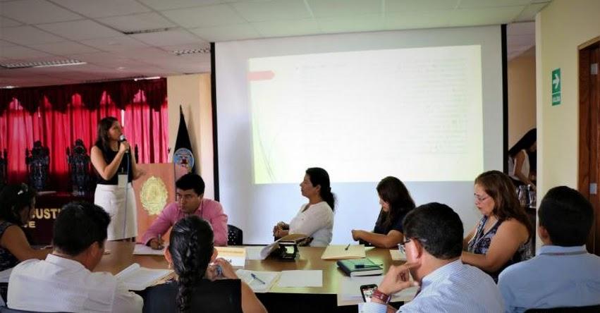 Corte Superior de Lambayeque capacita sobre Derechos del Niño y Adolescente