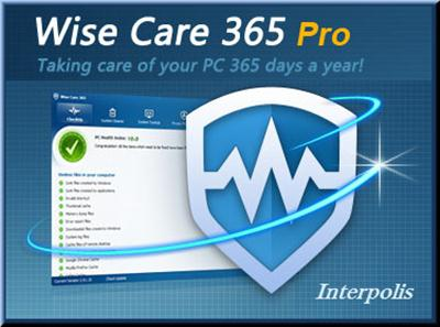 Wise Care 365 Pro 2.64 Build 202 Keygen designed to keep your Windows secure