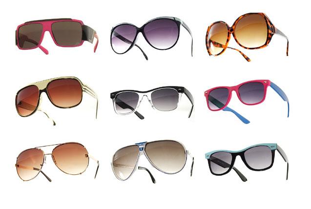 Os óculos de sol podem ajudar a valorizar as formas do seu rosto ! Por  isso, é bom escolher um tipo que combine com você  Rosto Redondo 54cf65722d