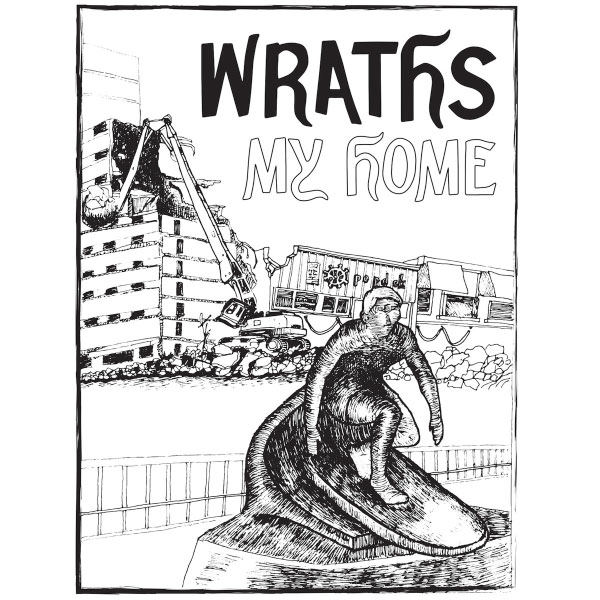 "Wraths (feat. Jim Lindberg of Pennywise) stream new song ""My Home"""