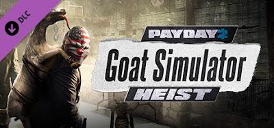 payday 2 goat simulator indir