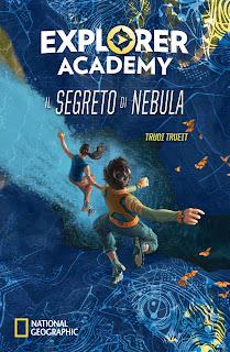 copertina il segreto di Nebula Explorer Academy