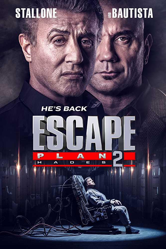 Escape Plan 2 Hades 2018 English Movie Free Download HDRip