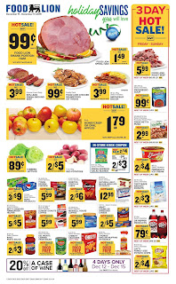 ⭐ Food Lion Ad 12/11/19 ⭐ Food Lion Weekly Ad December 11 2019