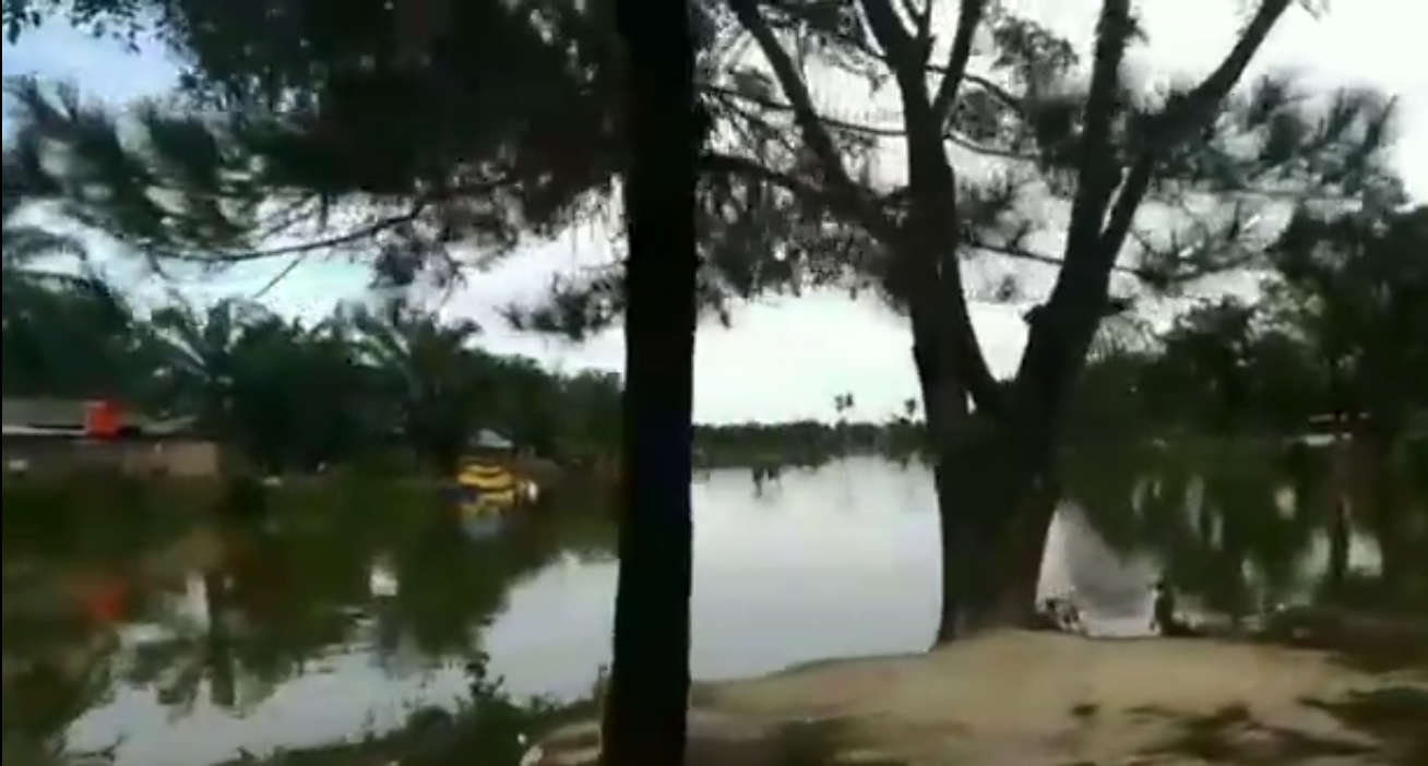 Danau Kualo Mudo - Wisata Duri Bengkalis - RiauMagz