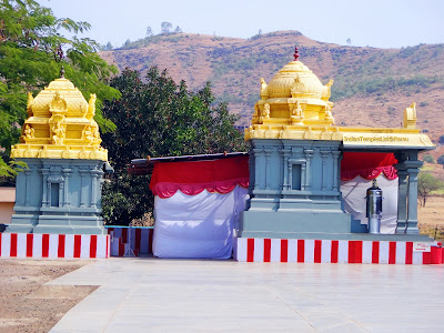 Tirumal Balaji Temple Replica at Pune