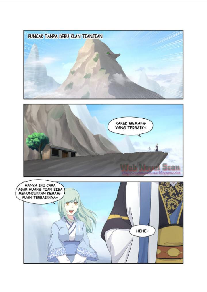 Heaven Defying Sword Bahasa Indonesia Chapter 41