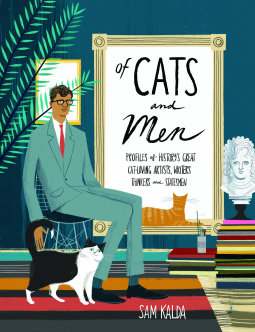 Bea's Book Nook, Review, Of Cats and Men, Sam Kalda
