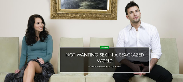 NOT WANTING SEX IN A SEX-CRAZED WORLD - OZY.com