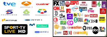 USA IPTV Sky Sports Football UK Spain PT VLC m3u8 - IPTV Links