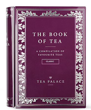 The Book of Tea from Selfridges