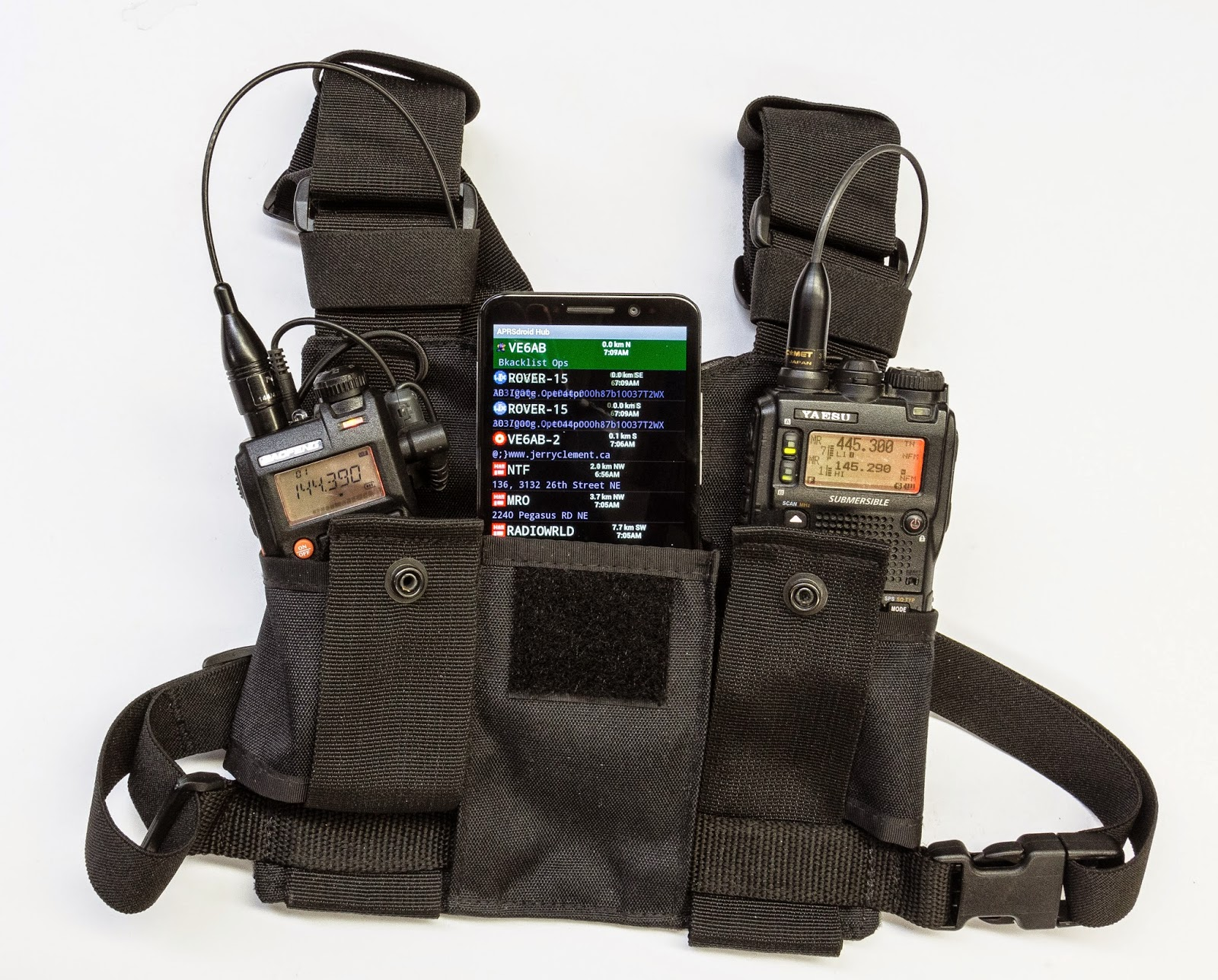 Jerry S Journal Aprs In Your Pocket