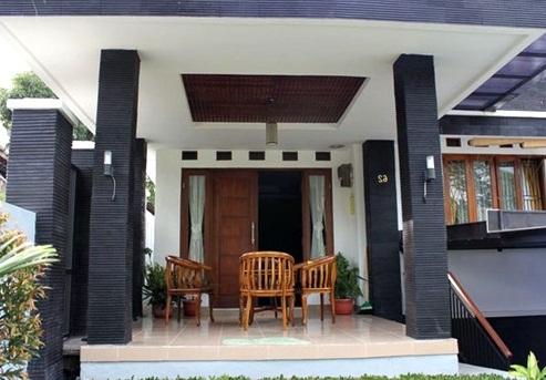 Desain Teras Depan Rumah Minimalis Karya Minimalis