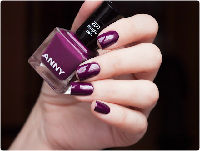 Anny Purple Rain