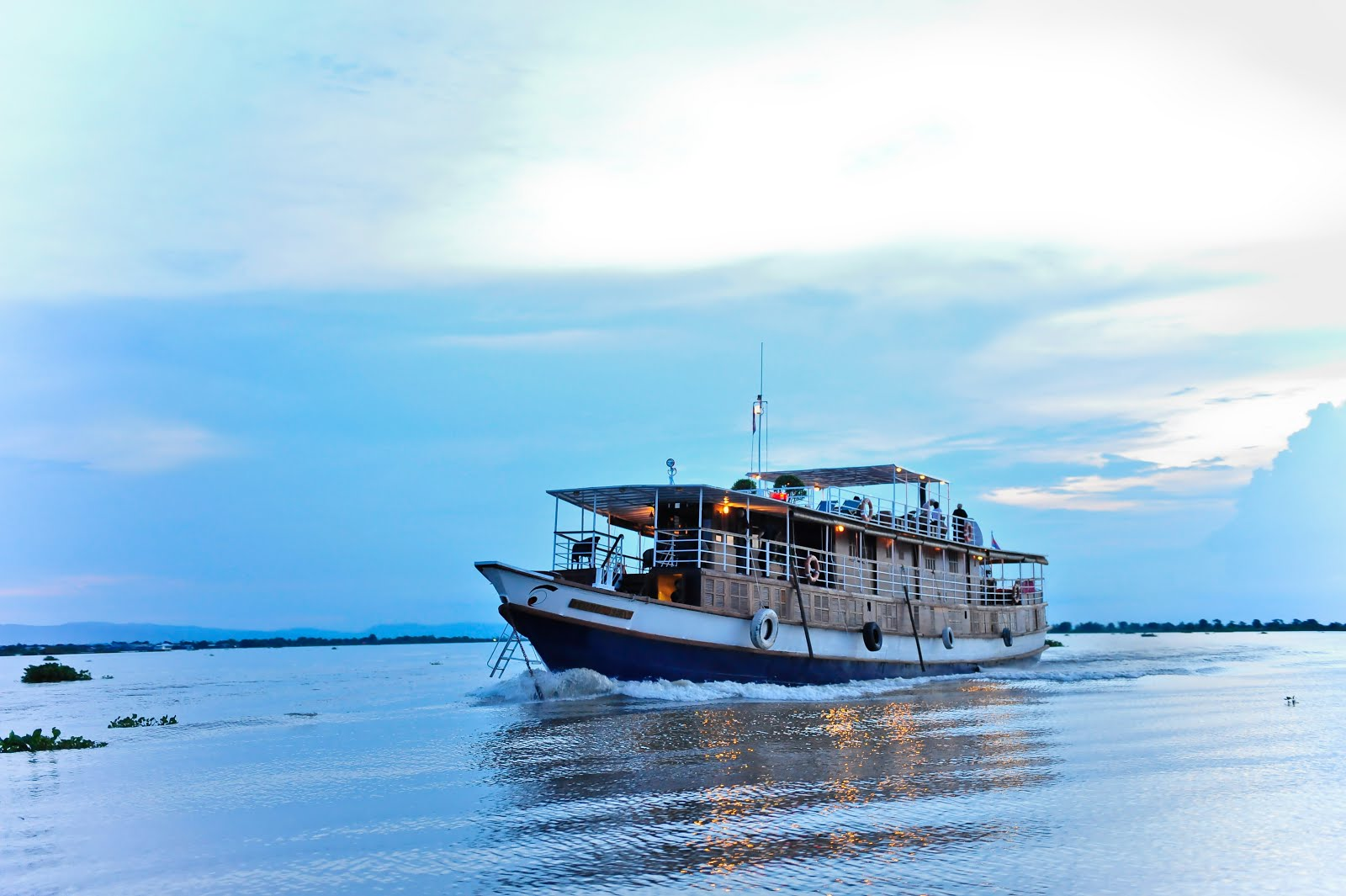 best Mekong river cruise