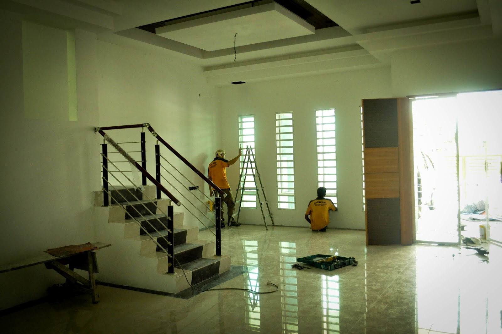 Renovation Rumah Baru Teres 2 Tingkat