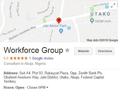 Hurry and Apply  For Workforce Management Centre Limited Recruitment 2018/2019