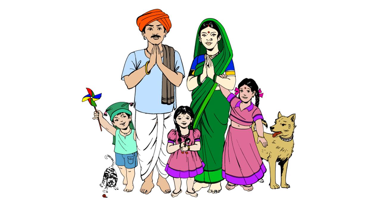 मराठी लोक | Marathi People