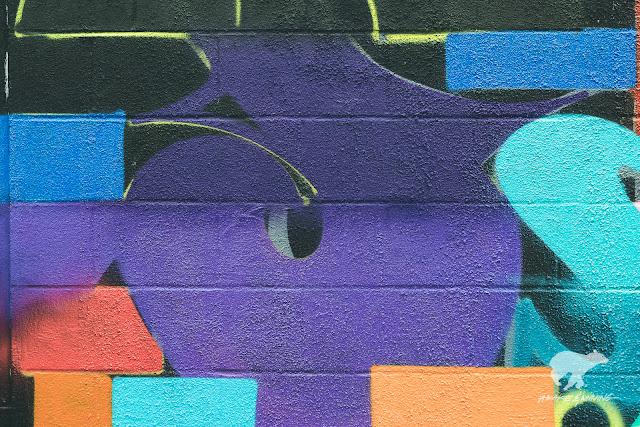 Graffiti textures.