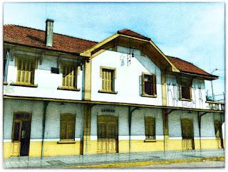 Fundação Cultural de Canoas (Antiga Estação de Trem)