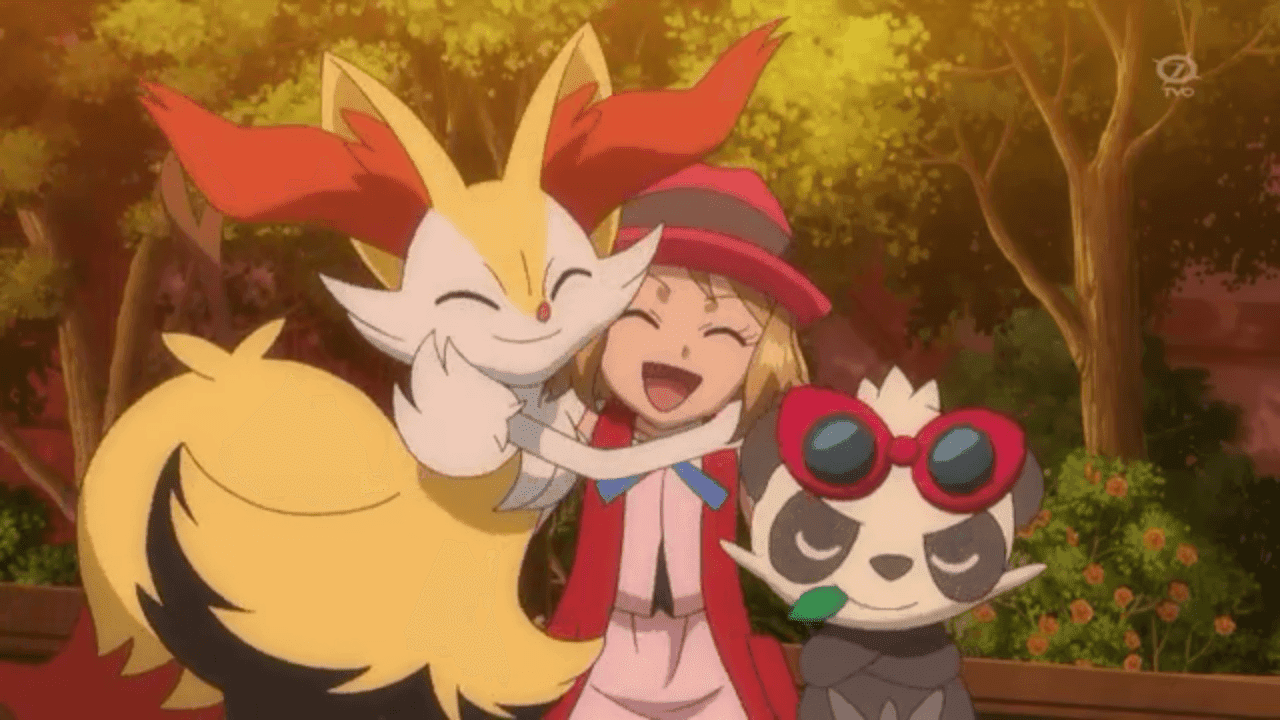 Pokemon Serie XY