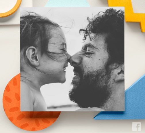 facebook fathers day cards