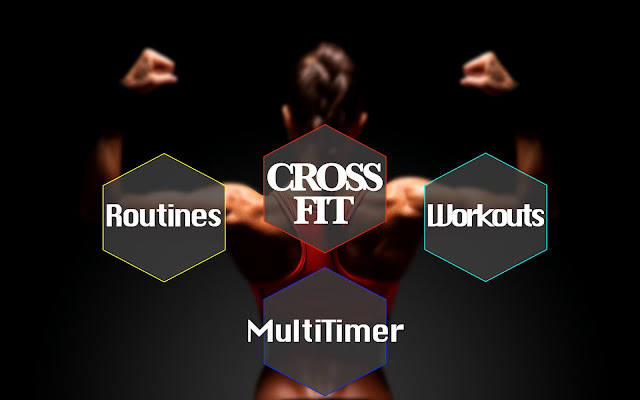 CrossFit is Routines plus Workouts multiplied by MultiTimer