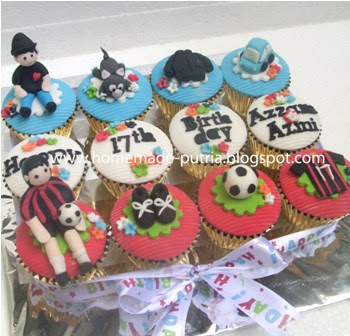 Repeat Order Favourite Things Cupcake Set Bday From Mba