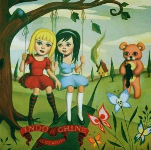 CD - Alice & June - Indochine