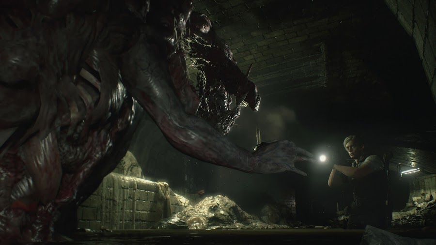 resident evil 2 remake leon kennedy screens 4