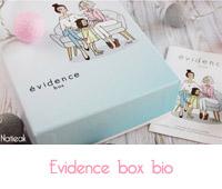 evidence box bio