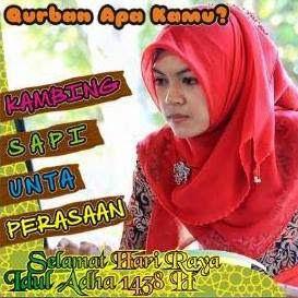 Bingkai FB Selamat Idul Adha 4