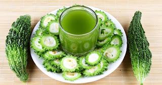 Cara Alami Diet Sehat Dengan Konsumsi Jus Pare