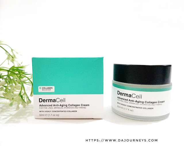 [Review] DermaCell® Collagen Cream