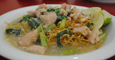 Kuliner Indonesia - Mie Hengki