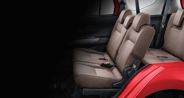 Comfort All New Toyota Calya