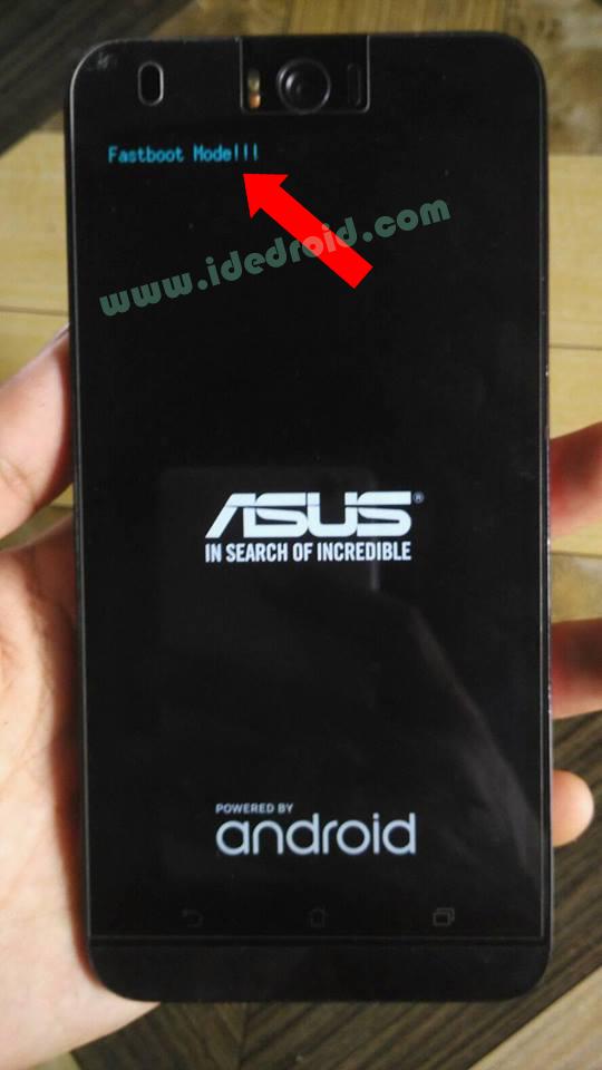 Cara Flash Asus Z00ud Via Fastboot : flash, z00ud, fastboot, Flash, Zenfone, (Z00UD), Fastboot, Berhasil, Droid